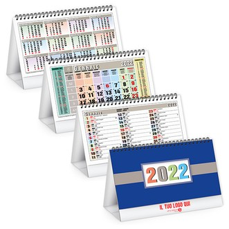 PA730 (CALENDARIO DA TAVOLO MULTICOLOR) Neutro